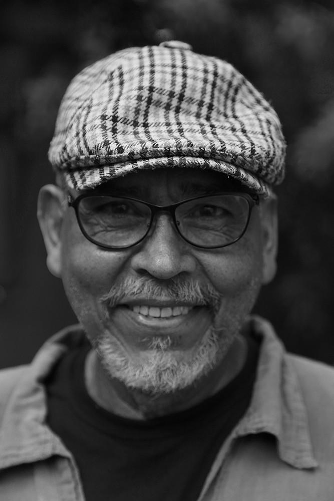 Great artist, writer and amazing man at Colibri's Corner