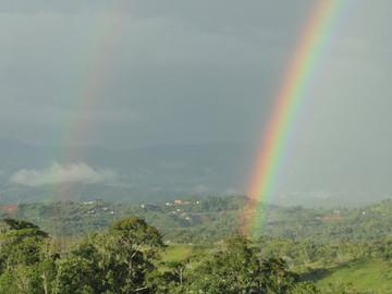 Rainy Season Returns to Shock even the locals in ChayotevineLandia