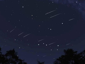 Hoping for Clear Skies Tonite for the Meteor Shower & Happy Mother's Day