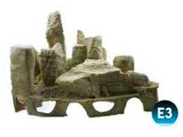 Ornamentación Acuario Rocas