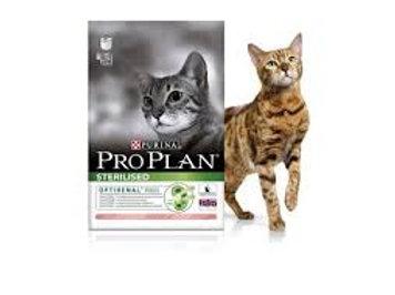 Pro Plan Adult Sterilized Salmon 3kg