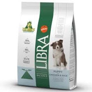 Libra Puppy Pollo y Arroz 15kg