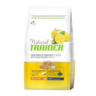 Natural Trainer Mini Pollo Riso & Aloe 2kg