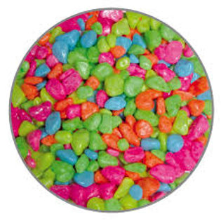 Gravas de Colores Premium Neón Mono o Multicolor