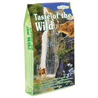 Taste of the Wild Gato Venado & Salmón