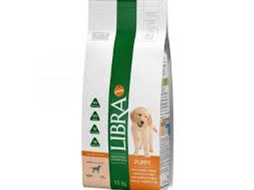 Libra Puppy Cordero y Arroz 15kg