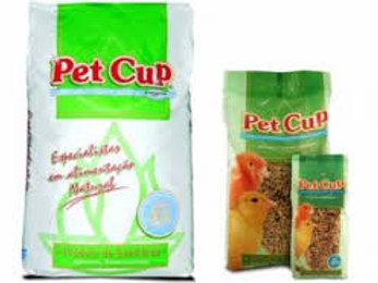 Pet Cup Mixtura para Periquitos 25kg