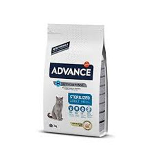 Advance Cat Sterilized Turkey & Rice 3kg