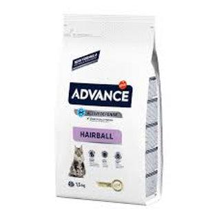 Advance Cat Hairball Turkey & Rice 1.5kg