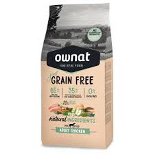 Ownat Grain Free Chicken 14kg
