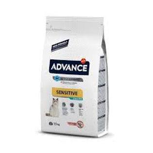 Advance Cat Sensitive Salmon 10kg