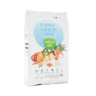 Natura Diet Mini Puppy & Junior 3kg