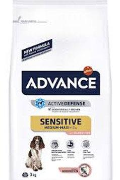 Advance Medium Sensitive Salmon 12kg
