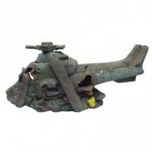 Helicóptero Resina