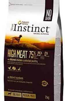 TI High Meat Free Run Chicken 12kg