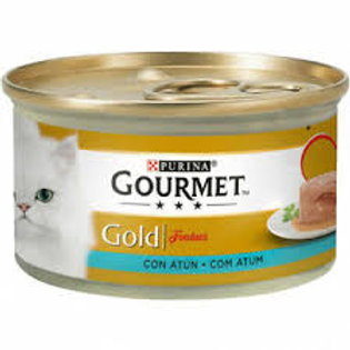 Pack Ahorro 24 Mousse Gourmet Purina Gato x 85g