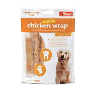 Filous Chicken Wrap 100g