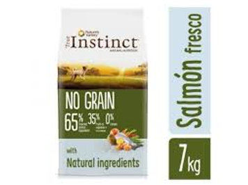 TI No Grain Mini Salmon & Potato 7kg