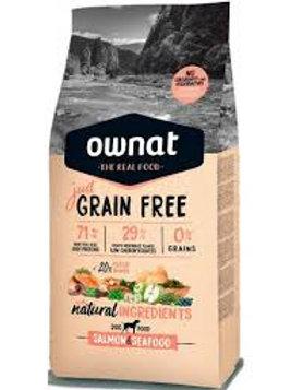 Ownat Grain Free Salmon 3kg