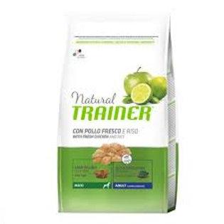 Natural Trainer Maxi Pollo Riso & Aloe 12kg