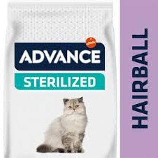 Advance Cat Hairball Sterilized 10kg