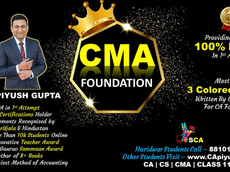 Who is the best CMA Foundation Teacher Online ?