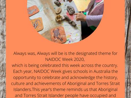 Always Was, Always Will Be, Always Is at Hensman #NAIDOC2020