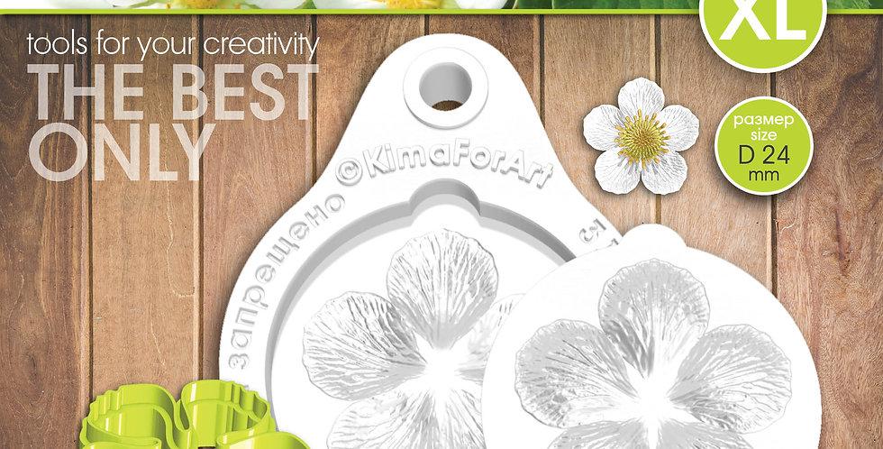 Цветок клубники | земляники XL