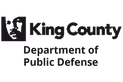 King County Department of Public Defense logo