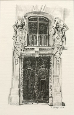 FRENCH ENTRY