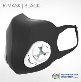 R-Mask Black