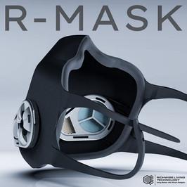 Back of R-Mask
