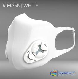 R-Mask White