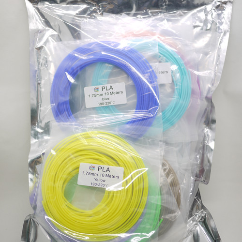 PLA Filament 20 colors pack
