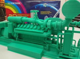 發電機模型