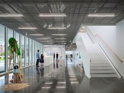 JCCC Fine Arts and Design Studio