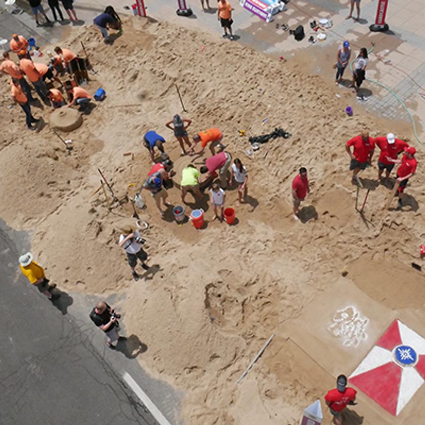 CANCELLED: AIA Wichita Sandcastle Competition