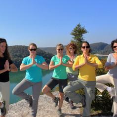 Séjour de yoga Franche-Comté