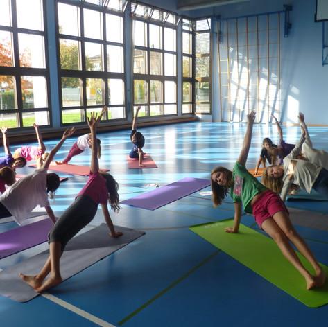 Cours de yoga enfants Rolle