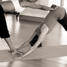 Cours de yoga privé
