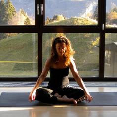 Florence Boehlen yoga