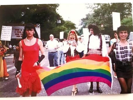 De marchas LGBT cuando el mundo era diferente