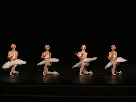 Ballet Competitions: To Applaud or Not to Applaud?
