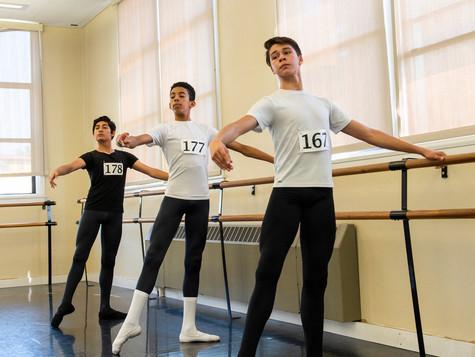The Evolution of Men in Ballet