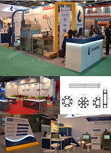 InterMax Productions Limited, 1.Tailor-made Exhibition Booth (2D & 3D) 2.Exhibition Equipment 3.Exhibition Standard Booth Aluminum Column & Materials  4.Aluminum Column Items (Cabinet, Podium, Showcase, etc) 5.High Quality Furniture Production & Rental Service 6.Pastern Truss Plan 7.Exhibition General and Effect Lighting 8.Exhibition Audio System Service 9.Exhibition Visual System Service (Build-in TV, Led Display Wall, etc) 10.Electrical Installations and Wirings, 3 Phrase Power Box Rental 11.WR1, RSE Report, RSE Calculation Report & Fire Safety Cert 12.Exhibition all kinds of Appliances 13.Display Accessories Sourcing and Production 14.Planking Installation and Dismantle Service 15.All kinds of Carpet Service 16.Stanchion Rental Service