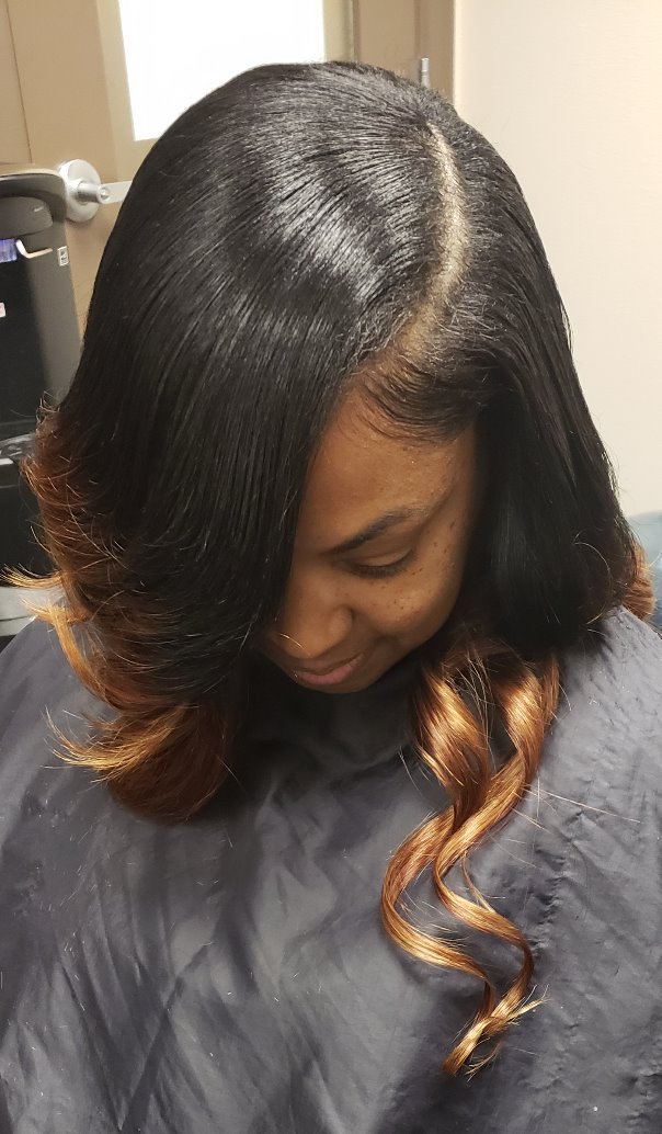 Take Down and Reinstall (Partial Sew-In)