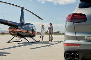VIP Gästebetreuung Shuttle Service