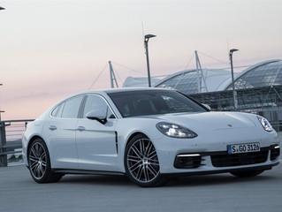 Ab sofort erhältlich! Der Porsche Panamera 4S