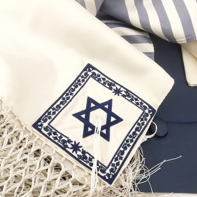 The star of David ✡️🧶