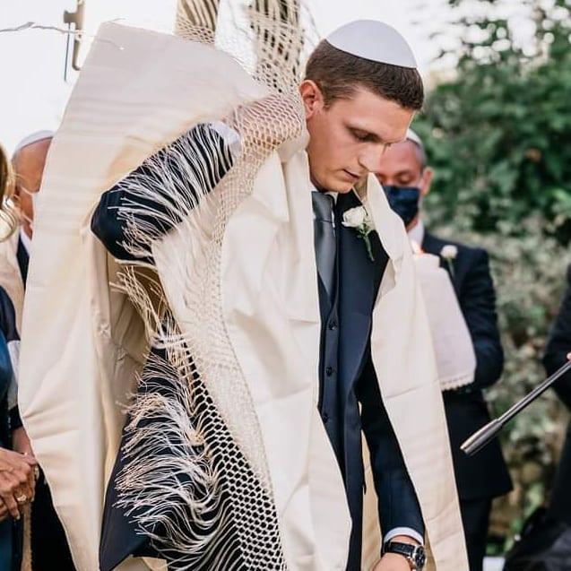 Dreamy Wedding: mazal tov David & Elena